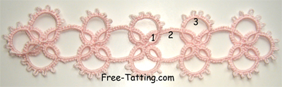bookmark tatting patterns