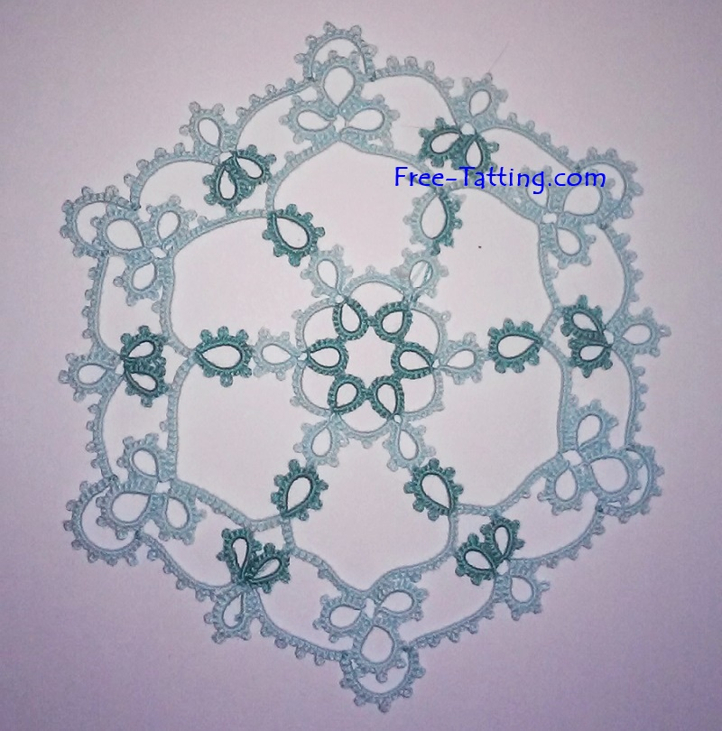 tatting new patterns