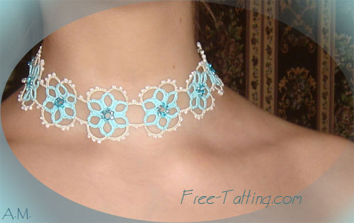 tatting lace free