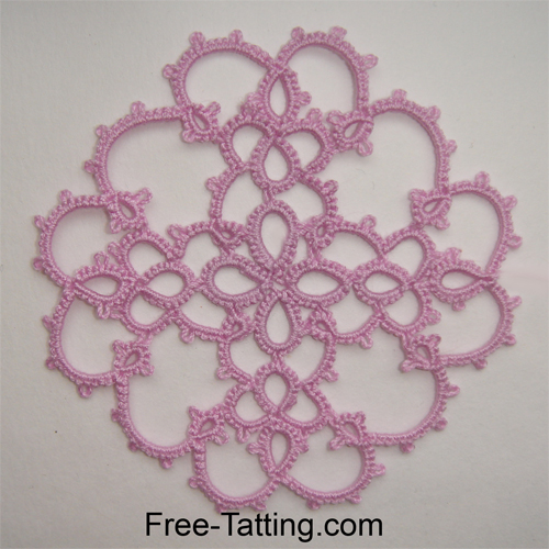 tatted free pattern