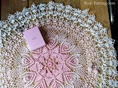 Big crochet doily