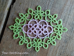 tatting motifs