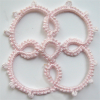 free tatting patterns motif