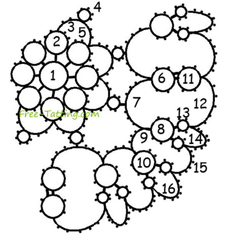 Free Patterns - Tatting - BellaOnline
