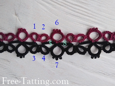how to tatting